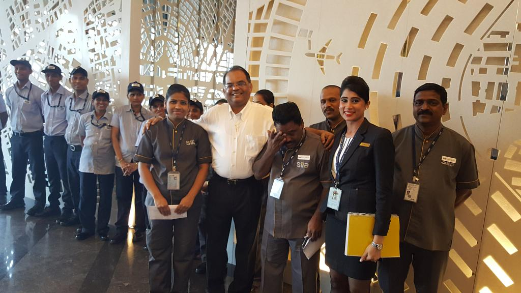 Honesty is the best policy. SILA shares how we lead not only in real estate sector, but also in soft services, by sharing an experience that took place in Mumbai International Airport, Terminal T2.