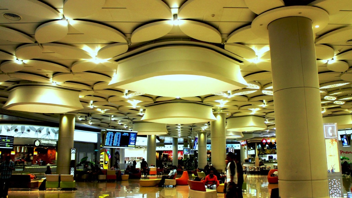 SILA is proud to offer facility management services to the Mumbai International Airport, Terminal 2.